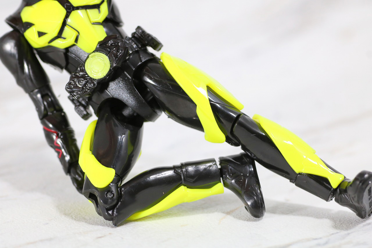 RKF RIDER KICK'S FIGURE 仮面ライダーゼロワン ハイブリットライズフィギュア レビュー 可動範囲