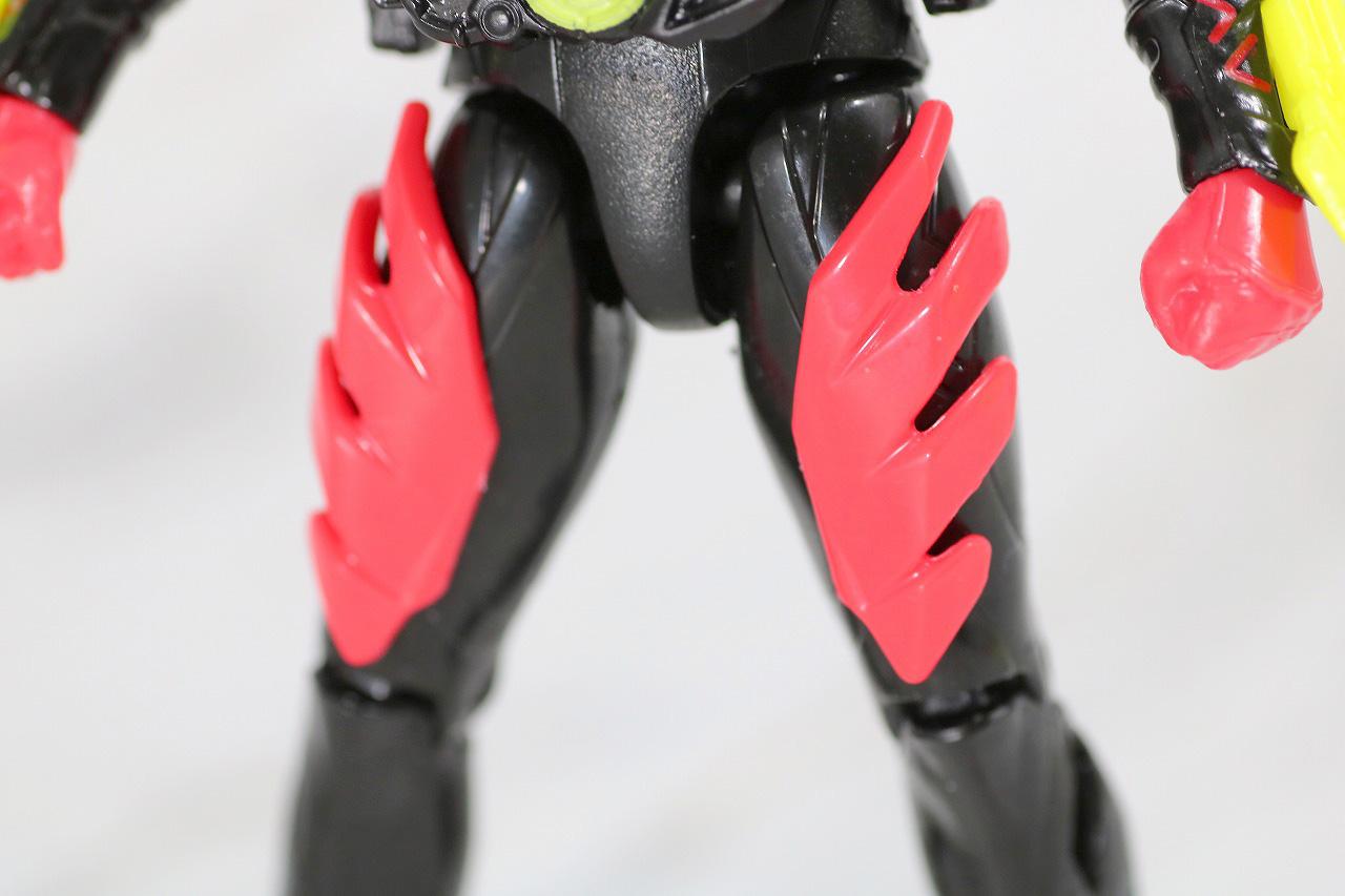 RKF RIDER KICK'S FIGURE 仮面ライダーゼロワン ハイブリットライズフィギュア レビュー フレイミングタイガー 全身