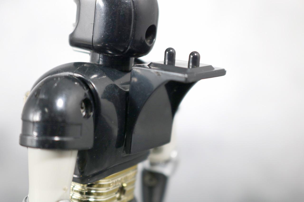 プラデラ 獣将ファイター バトルガンマー レビュー 付属品 ニンジャブラック 台座