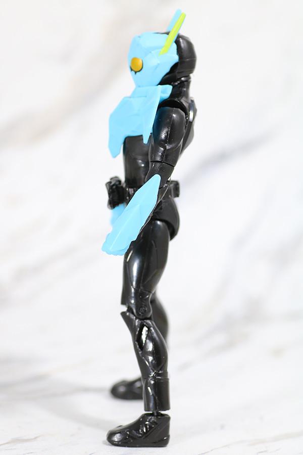 RKF RIDER KICK'S FIGURE 仮面ライダーゼロワン ハイブリットライズフィギュア レビュー フリージングベアー 全身