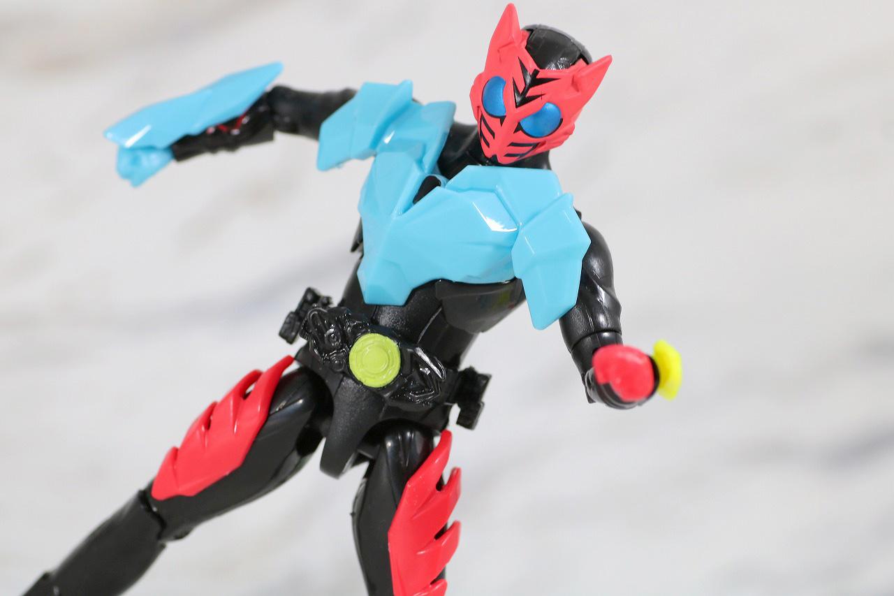 RKF RIDER KICK'S FIGURE 仮面ライダーゼロワン ハイブリットライズフィギュア レビュー オリジナル アクション
