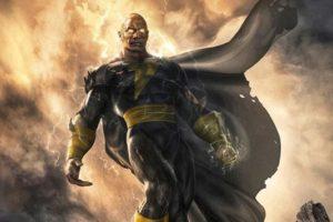 DC映画『ブラックアダム』数か月の撮影延期に - 公開日への影響は不明