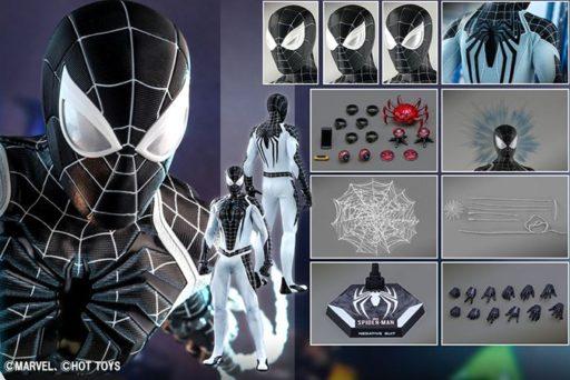 ホットトイズ新作!ゲームからスパイダーマン ネガティブ・スーツが2020年に発売決定!