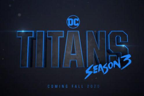 『タイタンズ』シーズン3のサブタイトルが判明か - 全10話構成に