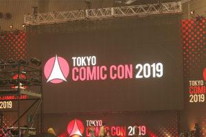 「東京コミコン2019」会場展示をレポート!360度ポップカルチャーの世界を堪能せよ!