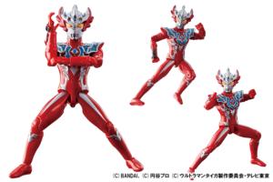アクションフィギュアで登場!ウルトラマンタイガ トライストリウムが2019年11月2日発売!