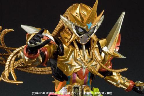 【予約開始】S.H.フィギュアーツ新作!仮面ライダーエグゼイド ムテキゲーマーが2020年6月に発送!