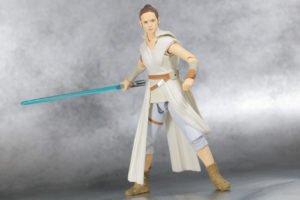 S.H.フィギュアーツ レイ&D-O(STAR WARS: The Rise of Skywalker) レビュー
