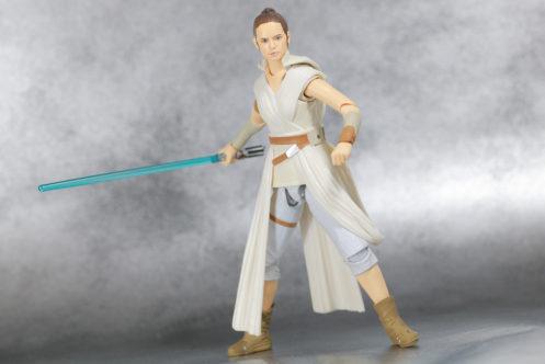 S.H.フィギュアーツ レイ&D-O(STAR WARS: The Rise of Skywalker) レビュー