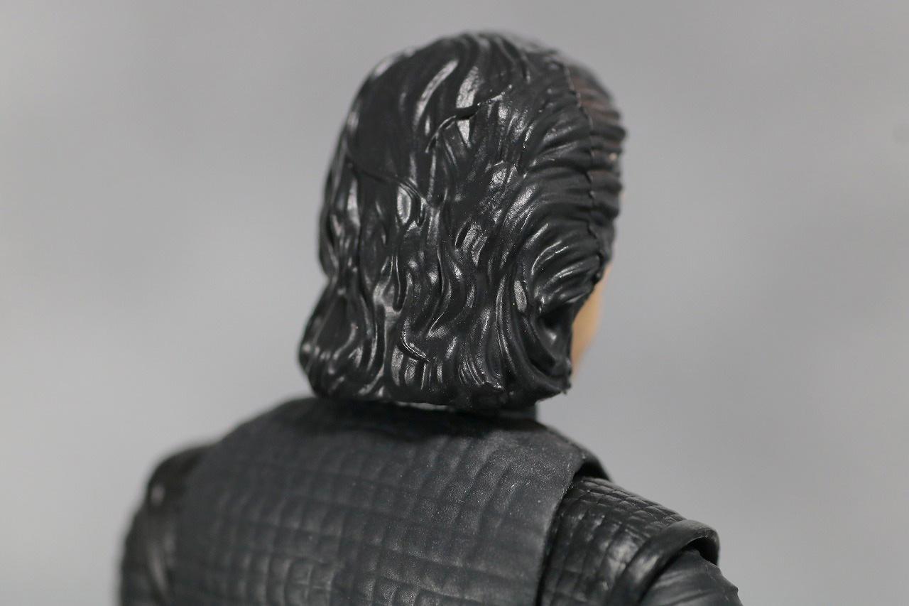 S.H.フィギュアーツ カイロ・レン (STAR WARS: The Rise of Skywalker) スカイウォーカーの夜明け レビュー 付属品 素顔頭部