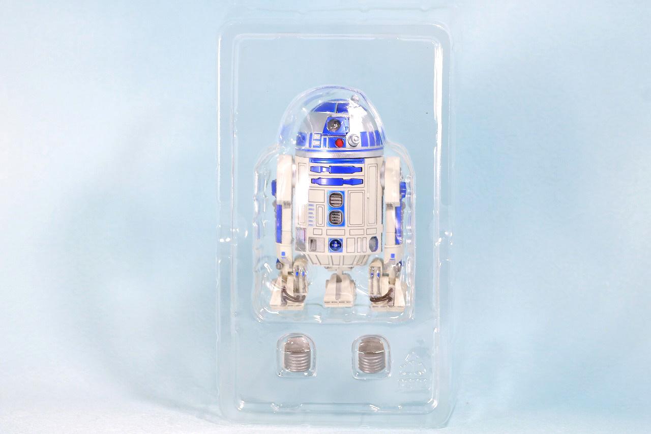S.H.フィギュアーツ R2-D2 (A NEW HOPE) レビュー パッケージ