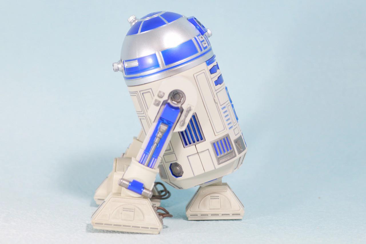 S.H.フィギュアーツ R2-D2 (A NEW HOPE) レビュー 全身