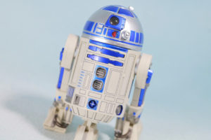 S.H.フィギュアーツ R2-D2(A NEW HOPE) レビュー