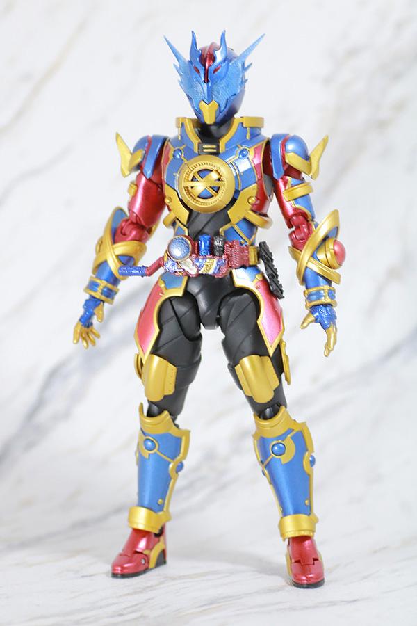 S.H.フィギュアーツ 仮面ライダーエボル レビュー 付属品 フェーズ2 エボルドラゴン 全身