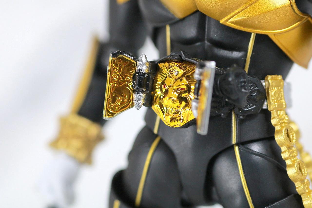 S.H.フィギュアーツ 仮面ライダービースト 真骨彫製法 レビュー 全身