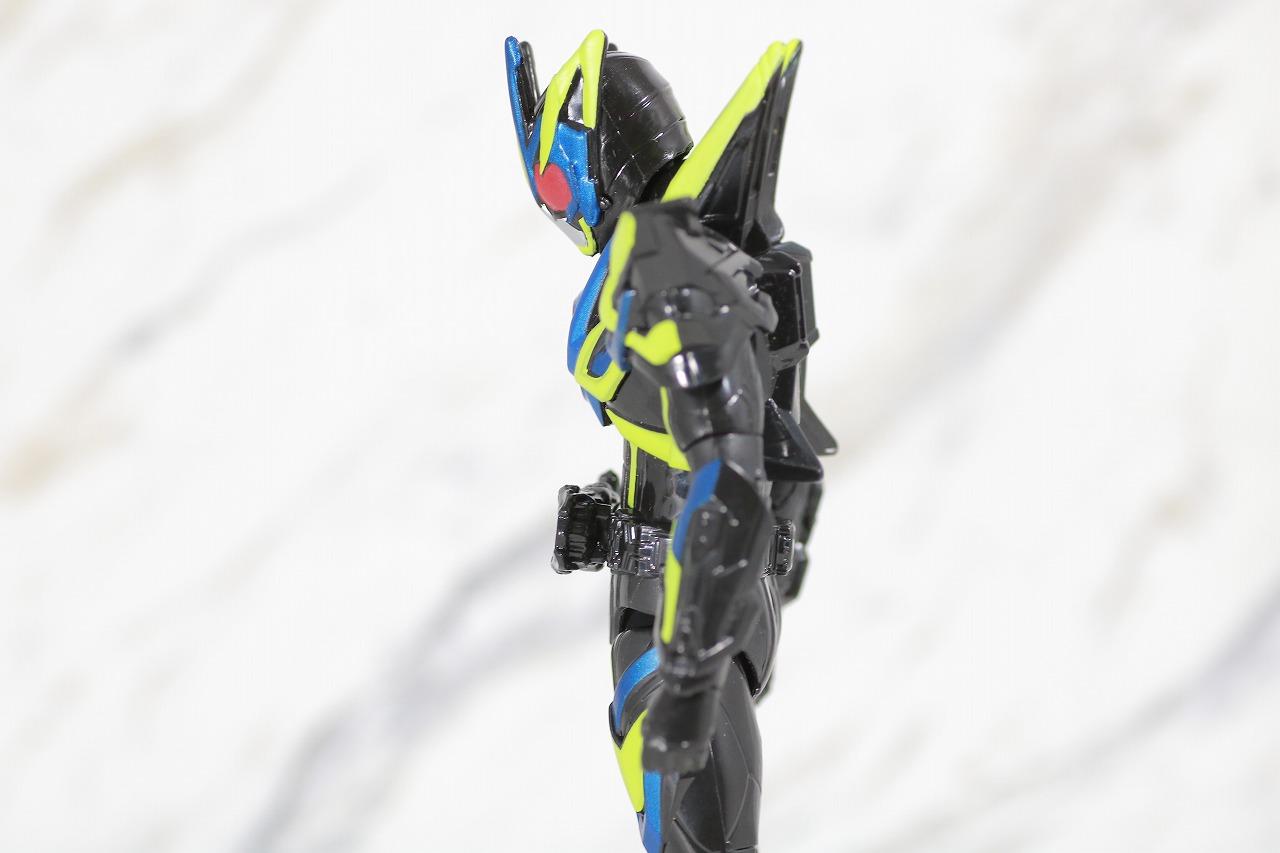 RKF 仮面ライダーゼロワン シャイニングアサルトホッパー レビュー 可動範囲