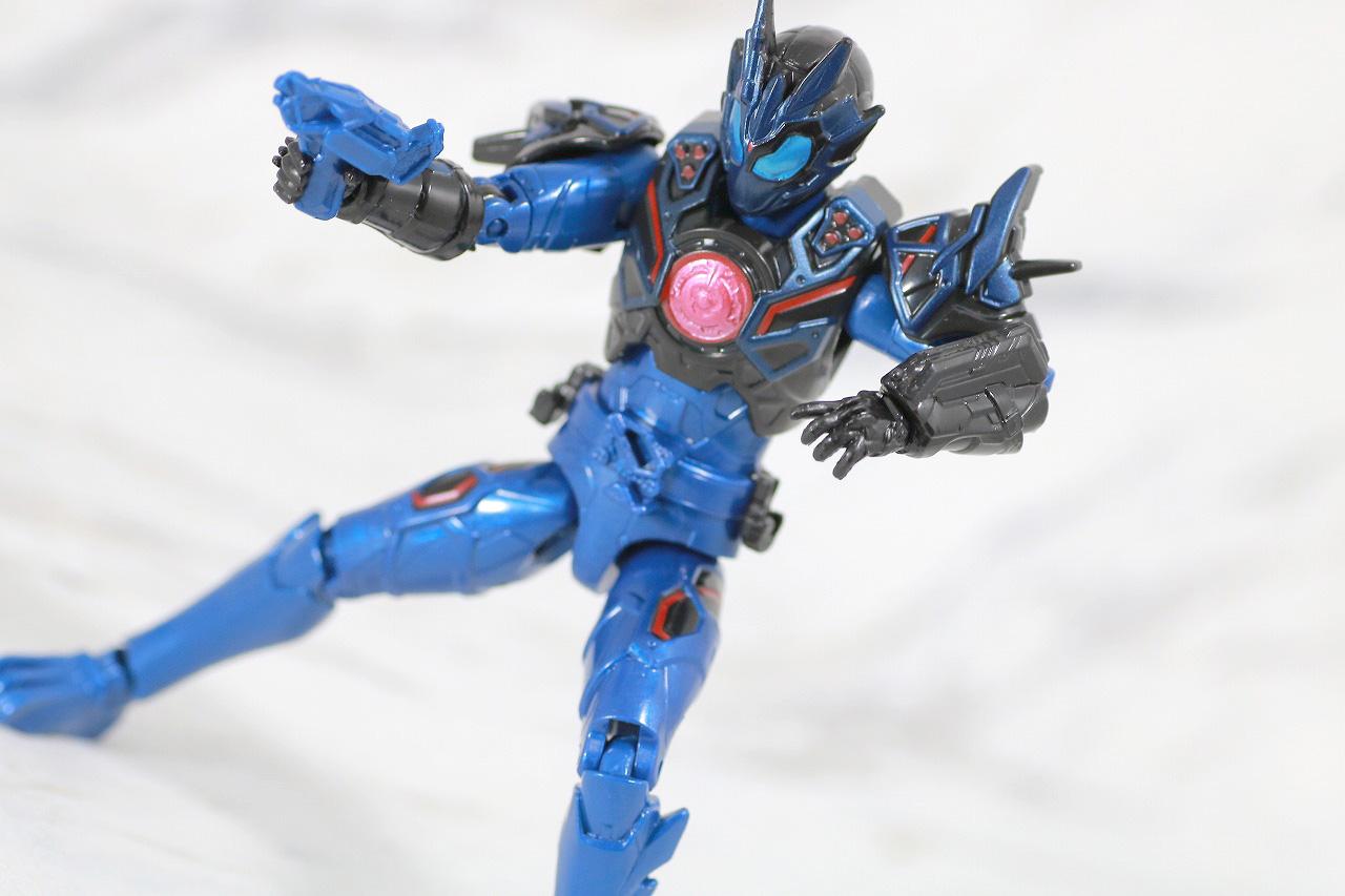 RKF RIDER KICK'S FIGURE 仮面ライダーバルカン アサルトウルフ レビュー アクション