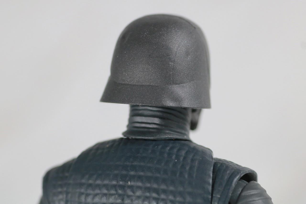 S.H.フィギュアーツ カイロ・レン(THE LAST JEDI) 最後のジェダイ レビュー 付属品 マスク