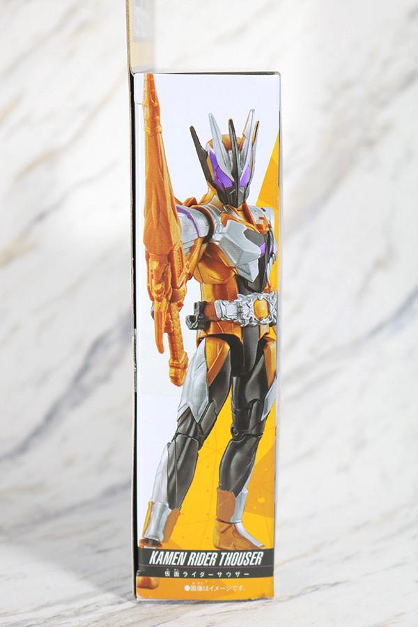 RKF RIDER KICK'S FIGURE 仮面ライダーサウザー レビュー パッケージ