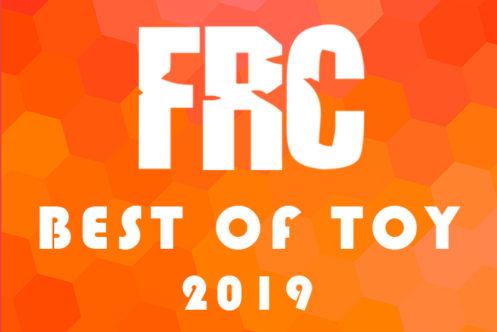 2019年を総決算!全180レビューから「FRCベストオモチャ大賞」を発表!栄えある年間1位は?