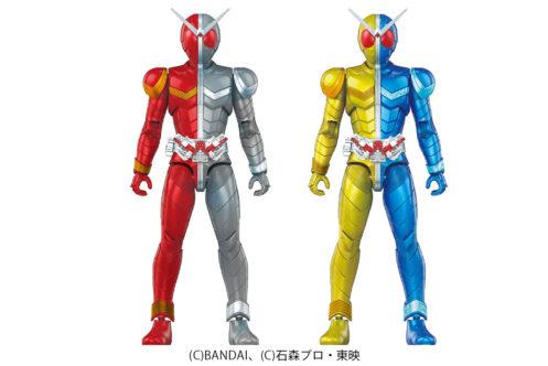 RKF新作!仮面ライダーW ヒートメタル&ルナトリガーが2020年3月に発売!