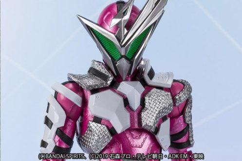 S.H.フィギュアーツ新作!仮面ライダー迅 フライングファルコンが2020年8月発送!翼もあり!