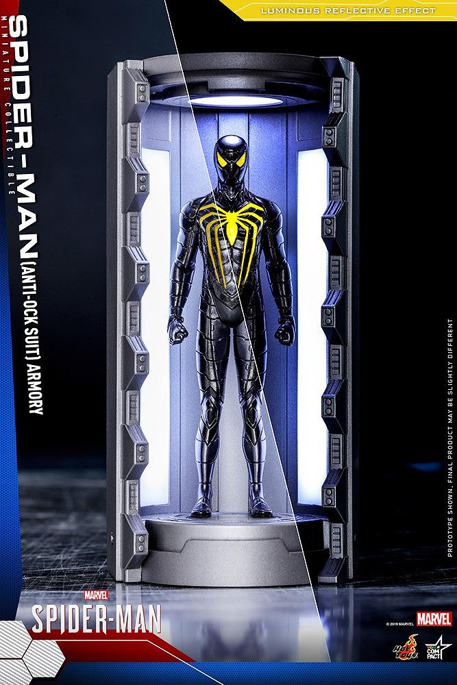 ビデオゲーム・マスターピース COMPACT アンチオック・スーツ スパイダーマン