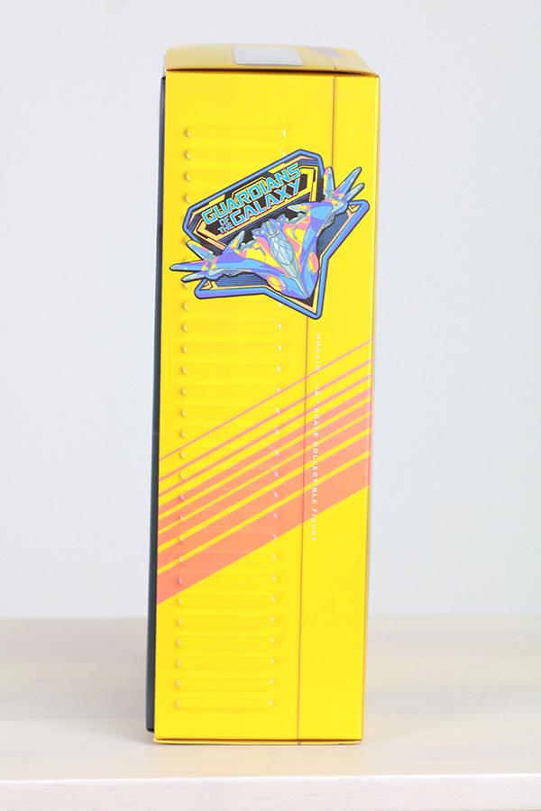 ホットトイズ ムービー・マスターピース ロケット・ラクーン ガーディアンズ・オブ・ギャラクシー:リミックス レビュー パッケージ
