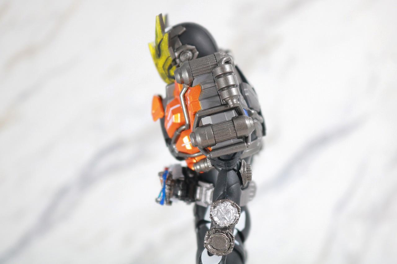 S.H.フィギュアーツ 仮面ライダーゲイツリバイブ 真の救世主セット レビュー 剛烈 可動範囲