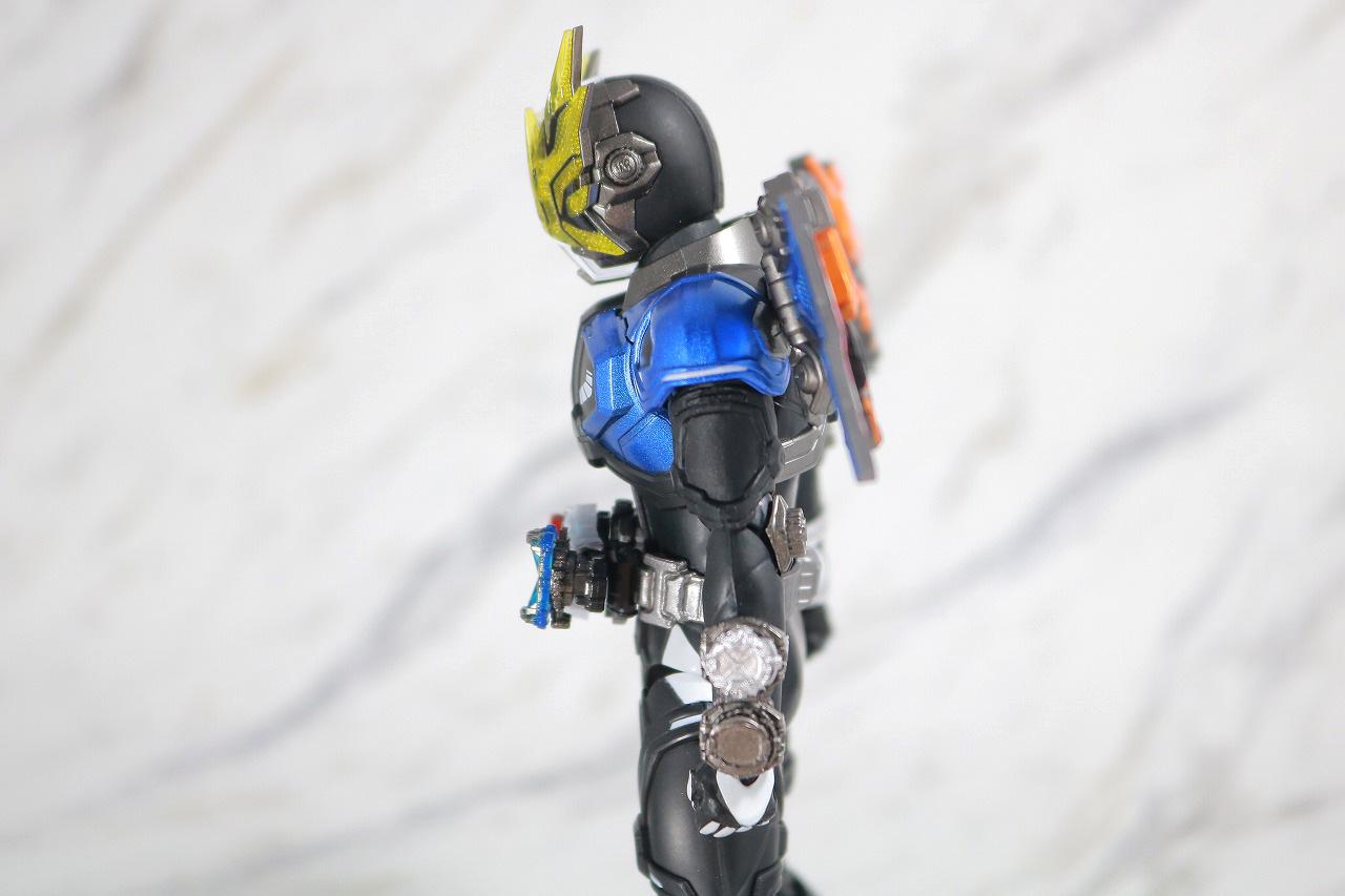 S.H.フィギュアーツ 仮面ライダーゲイツリバイブ 真の救世主セット レビュー 疾風 可動範囲