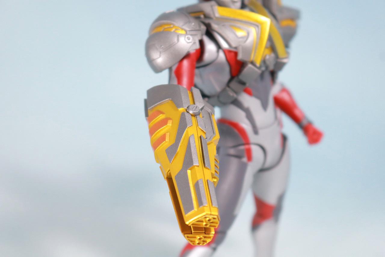 S.H.フィギュアーツ モンスアーマー オプションパーツセット エレキングアーマー レビュー 換装ギミック