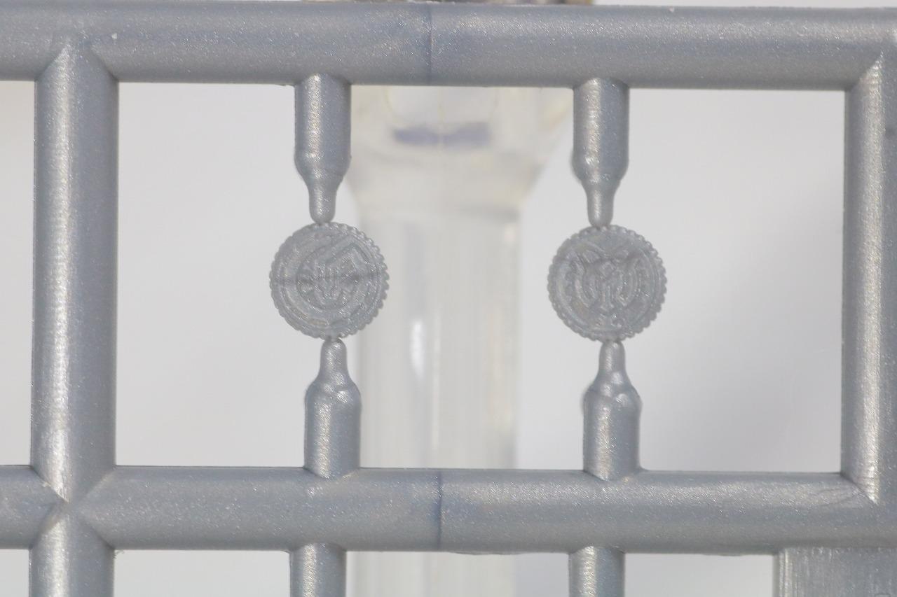 S.H.フィギュアーツ アンク 真骨彫製法 レビュー 付属品 セルメダル ウナギ カマキリ