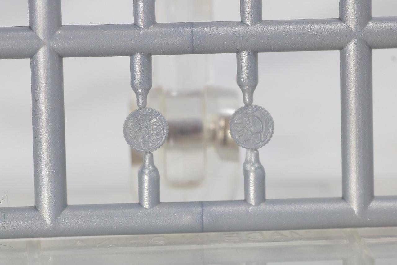 S.H.フィギュアーツ アンク 真骨彫製法 レビュー 付属品 セルメダル ライオン トリケラ
