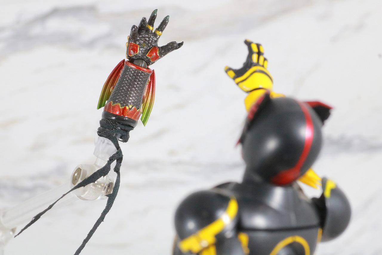 S.H.フィギュアーツ アンク 真骨彫製法 レビュー アクション 仮面ライダーオーズ タトバコンボ