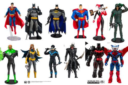 DCマルチバース新作!「フーラフスバットマン」「グリーンアロー」など全13ラインナップが登場!