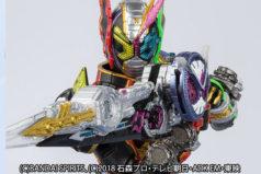 S.H.フィギュアーツ新作!仮面ライダージオウトリニティが2020年7月に限定販売!