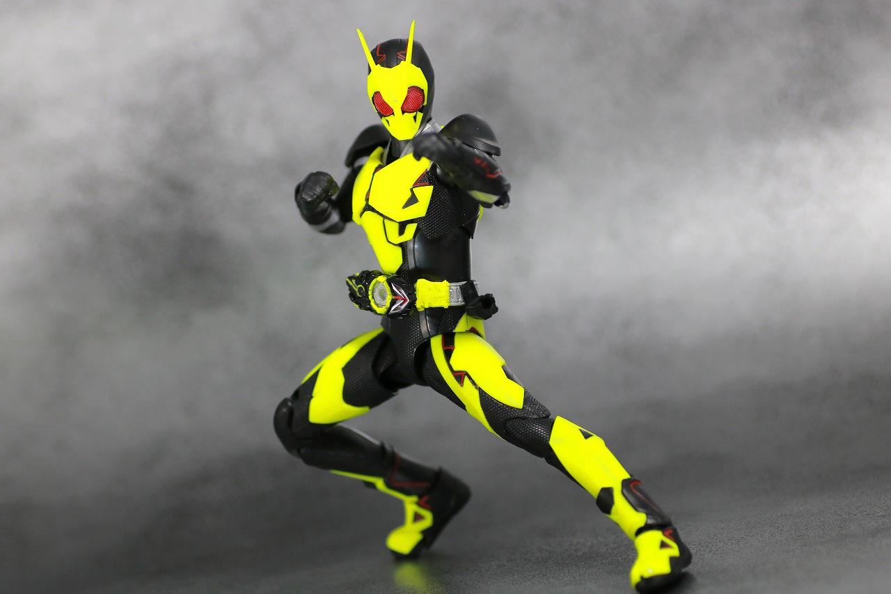 S.H.フィギュアーツ 仮面ライダーゼロワン ライジングホッパー レビュー アクション