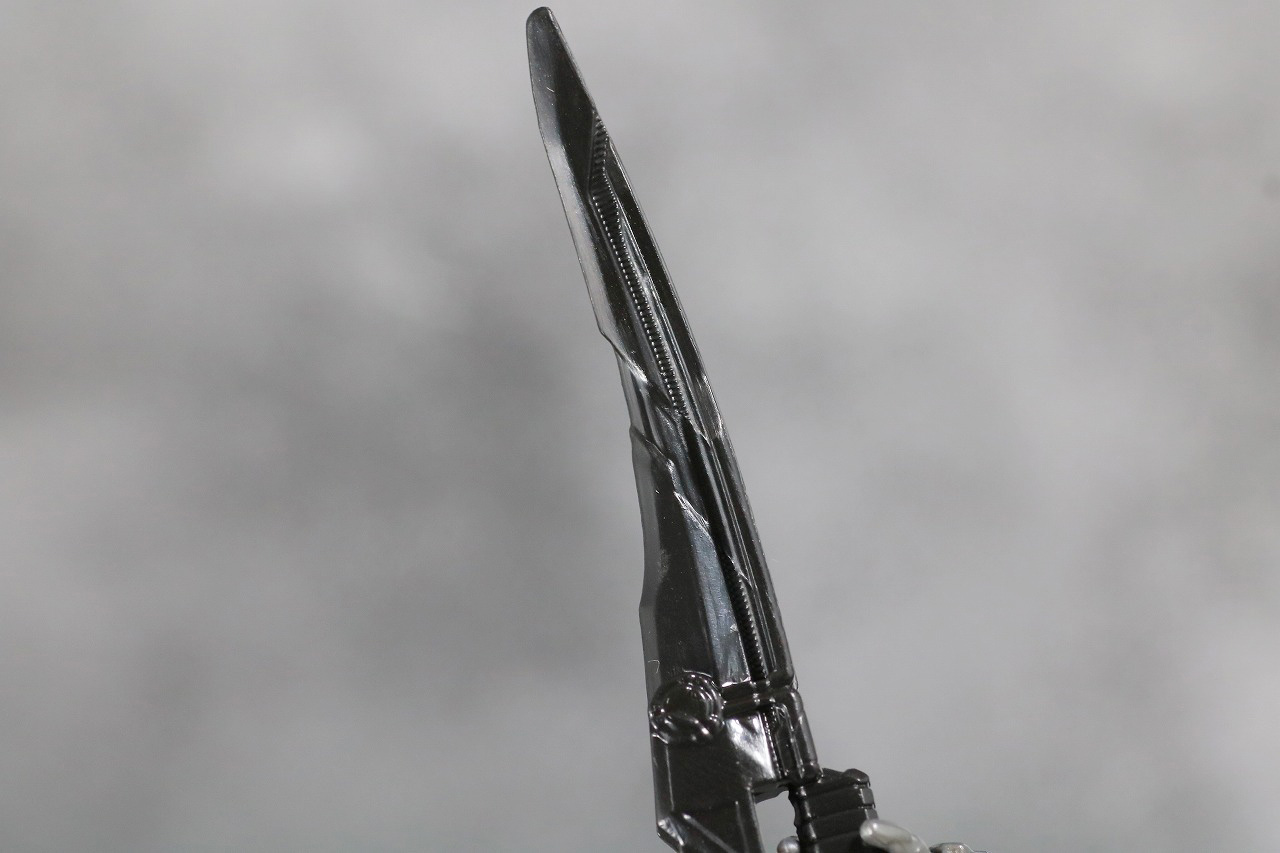 S.H.フィギュアーツ 仮面ライダーゼロワン メタルクラスタホッパー レビュー 付属品 アタッシュカリバー