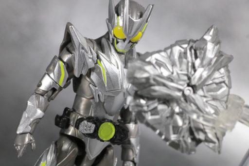 RKF 仮面ライダーゼロワン メタルクラスタホッパー レビュー