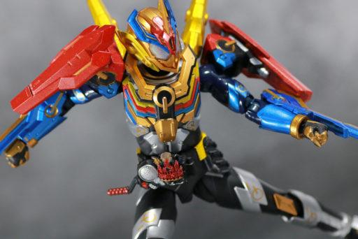S.H.フィギュアーツ 仮面ライダーグリスパーフェクトキングダム レビュー