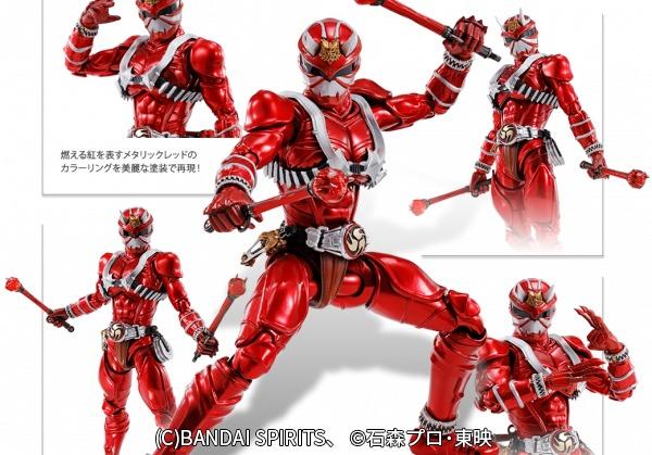 【予約開始】S.H.フィギュアーツ新作!仮面ライダー響鬼紅 真骨彫が2020年7月に限定発売!
