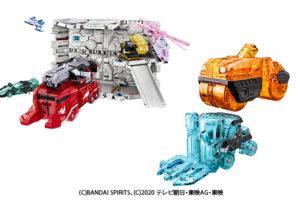 『DX魔進ローランド&リフトン』『DXキラメイベース&魔進キャリー』が2020年3月7日に発売!
