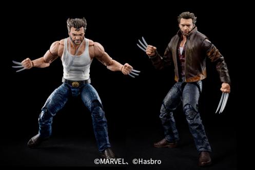マーベルレジェンド 実写版「ウルヴァリン」が2020年11月に発売!『X-MEN』&『ZERO』の2タイプ