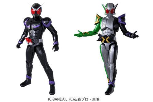 RKF新作!仮面ライダーWから『ジョーカー』&『サイクロンジョーカーエクストリーム』が2020年4月・5月発売!
