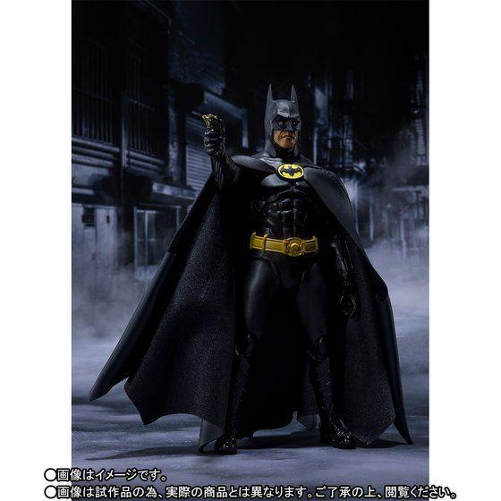 S.H.フィギュアーツ バットマン (BATMAN 1989)