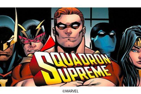 『ロキ』に「スクアドロンスプリーム」登場か? - コミックでは別世界のヒーローチーム