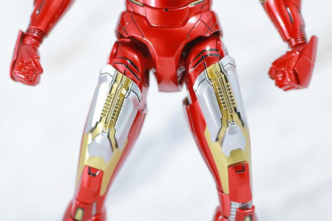 Comicave Studios コミケイブスタジオ アイアンマン マーク7 レビュー 付属品 ミサイルポッド