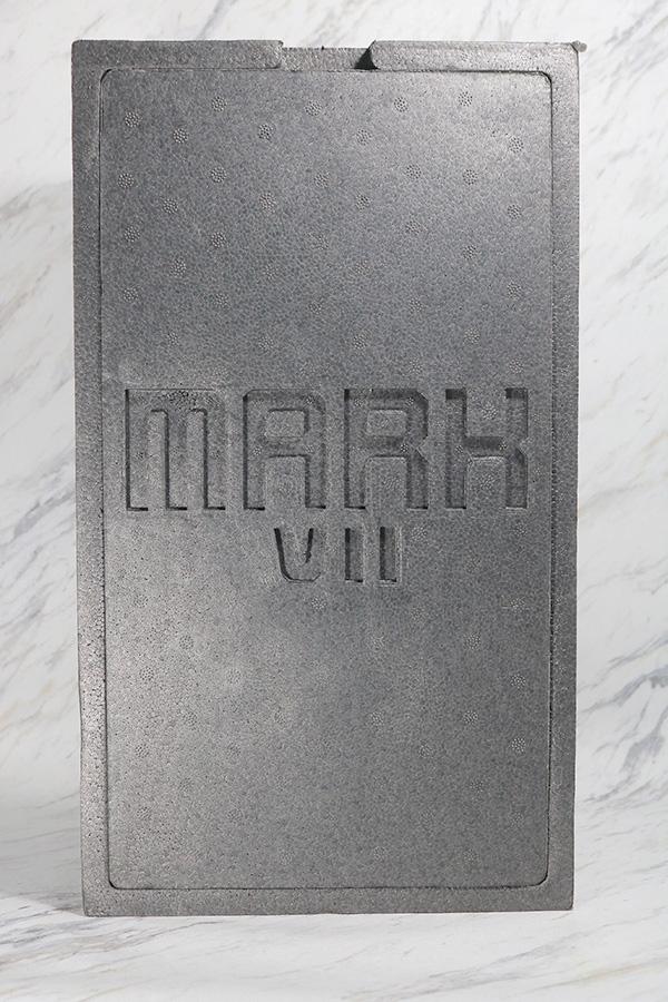 ホットトイズ ムービー・マスターピース DIECAST アイアンマン マーク7 レビュー パッケージ