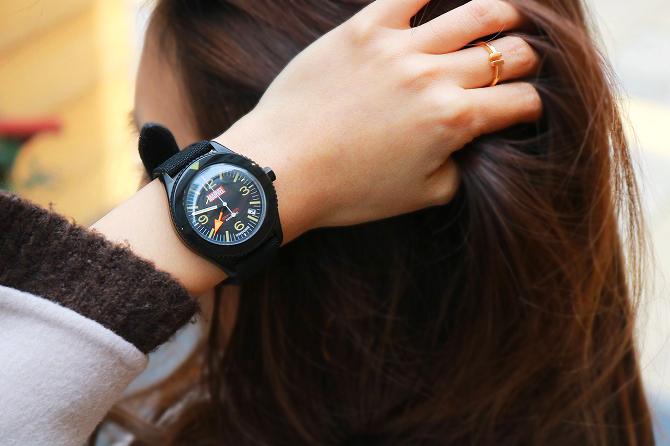 UNDONE アンダーン マーベルコラボ 腕時計 レビュー