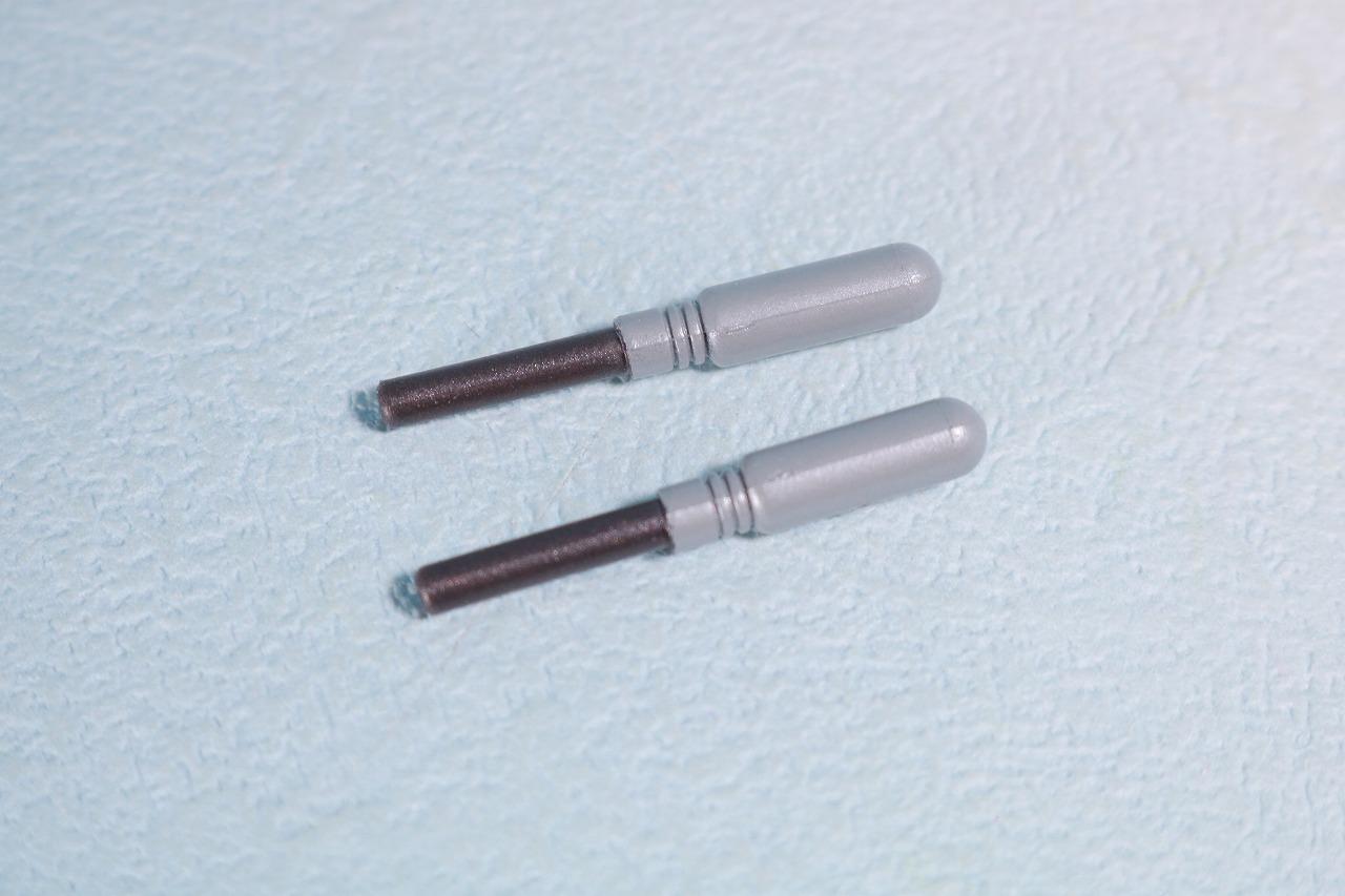 マスターピース MP-48 ライオコンボイ レビュー 付属品 ミサイル